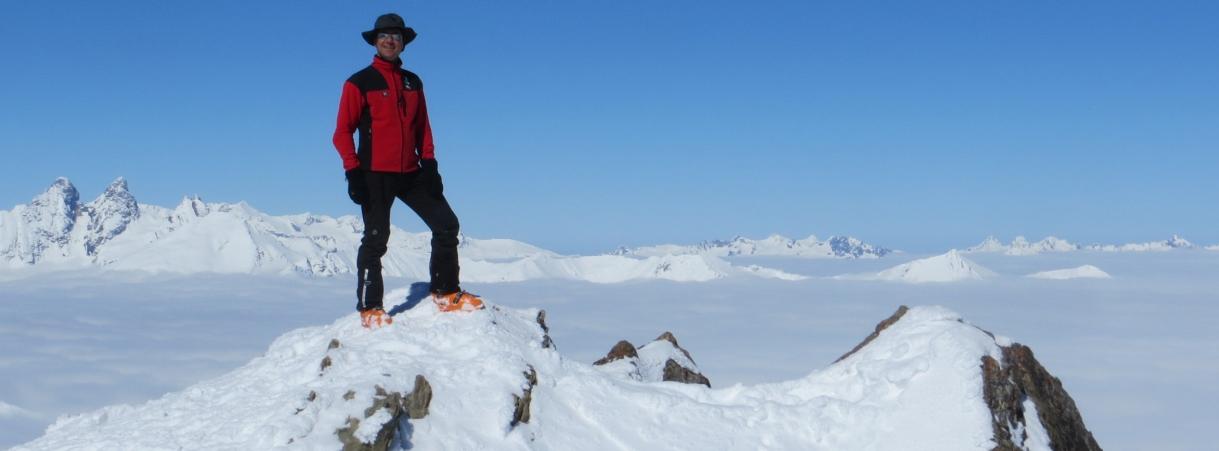 Sci Alpinismo e Alpinismo
