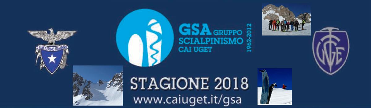 Programma Gite Sociali Scialpinistiche 2018