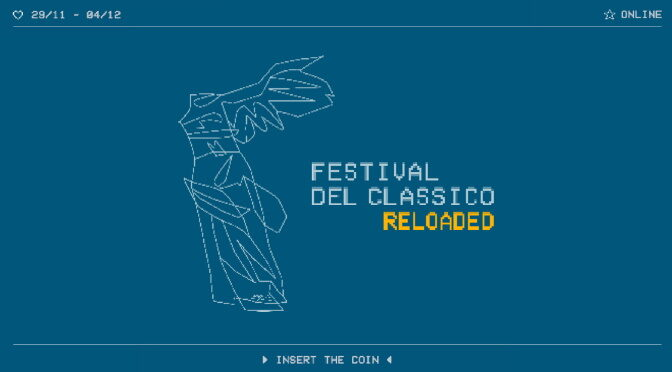 Festival del Classico 2020 dal 29 novembre al  4 dicembre