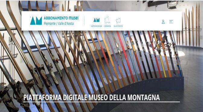 Portale online sui Musei della Montagna