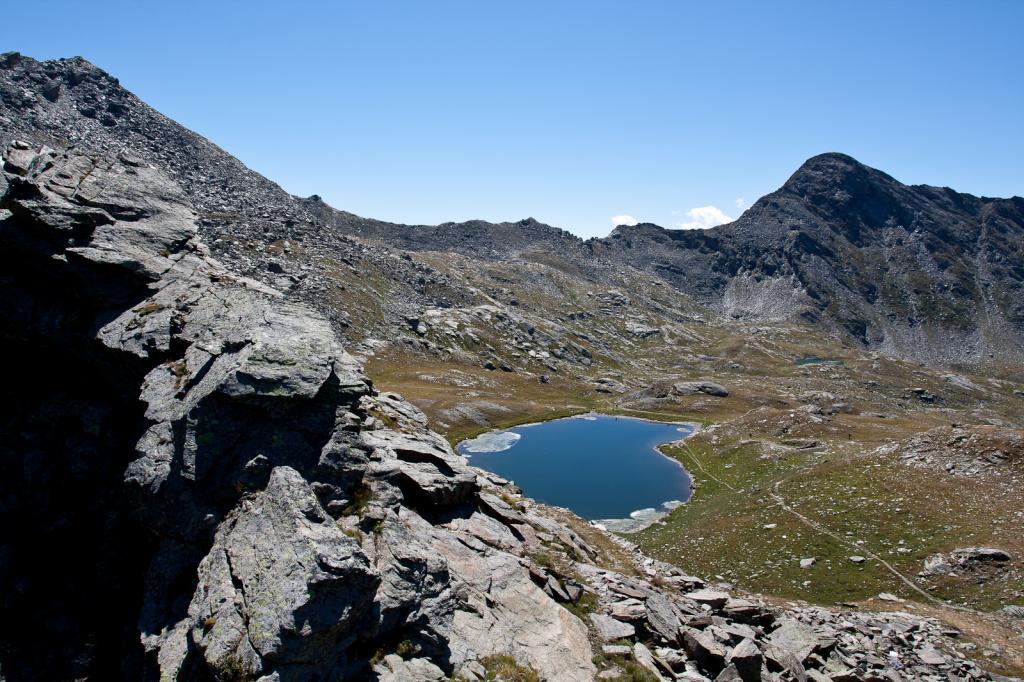 Lago di Envie Val Germanasca