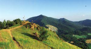 La collina morenica tra Rivoli e Avigliana