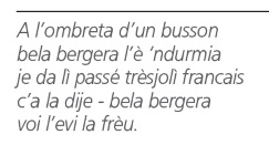 La Bergera