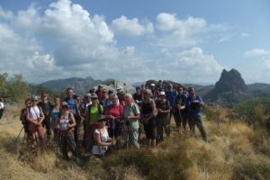 Trekking in Aspromonte