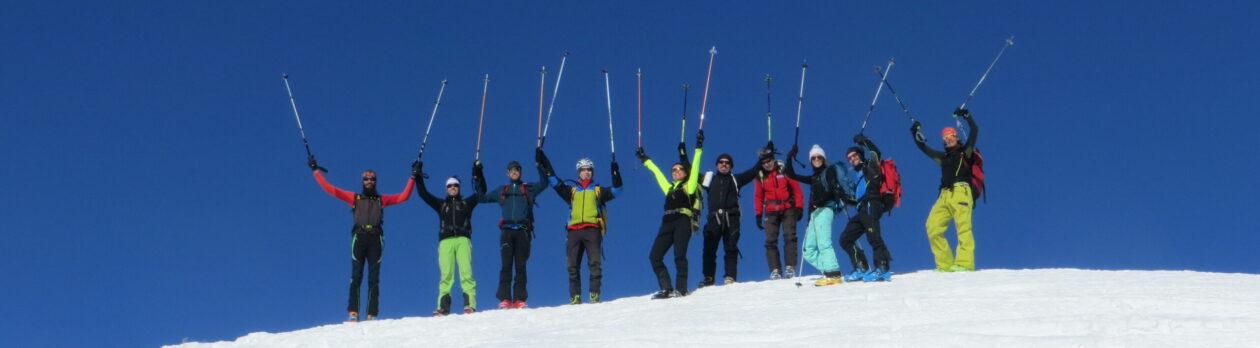 Scuola di Sci-Alpinismo